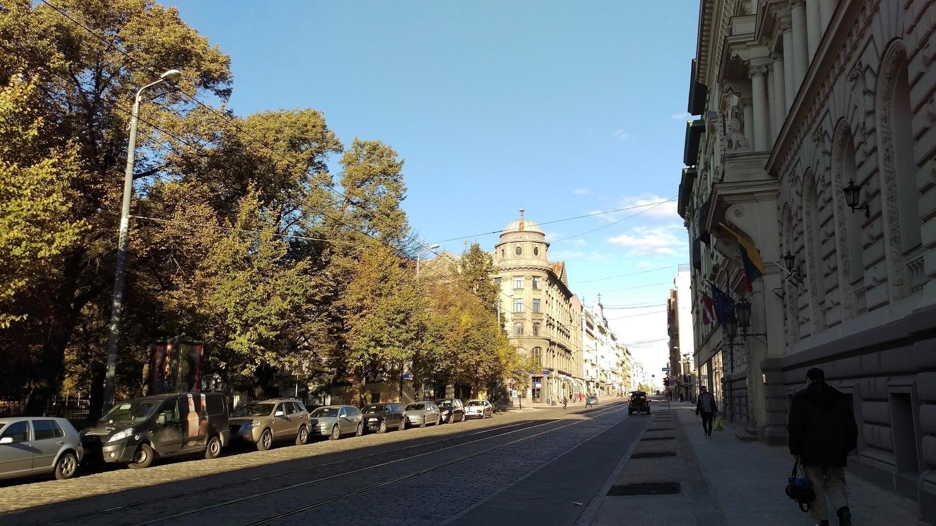 Barona street, Riga