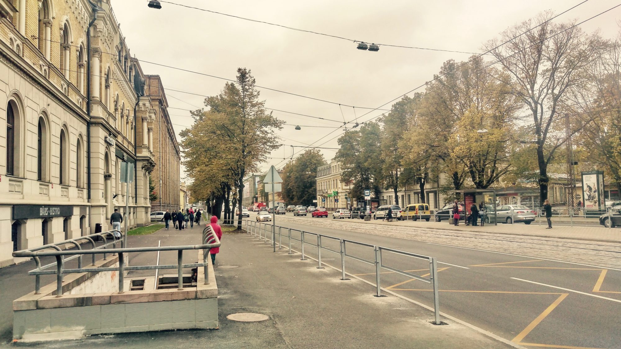 Have you thought about living in the neighborhood of Teika, Riga?