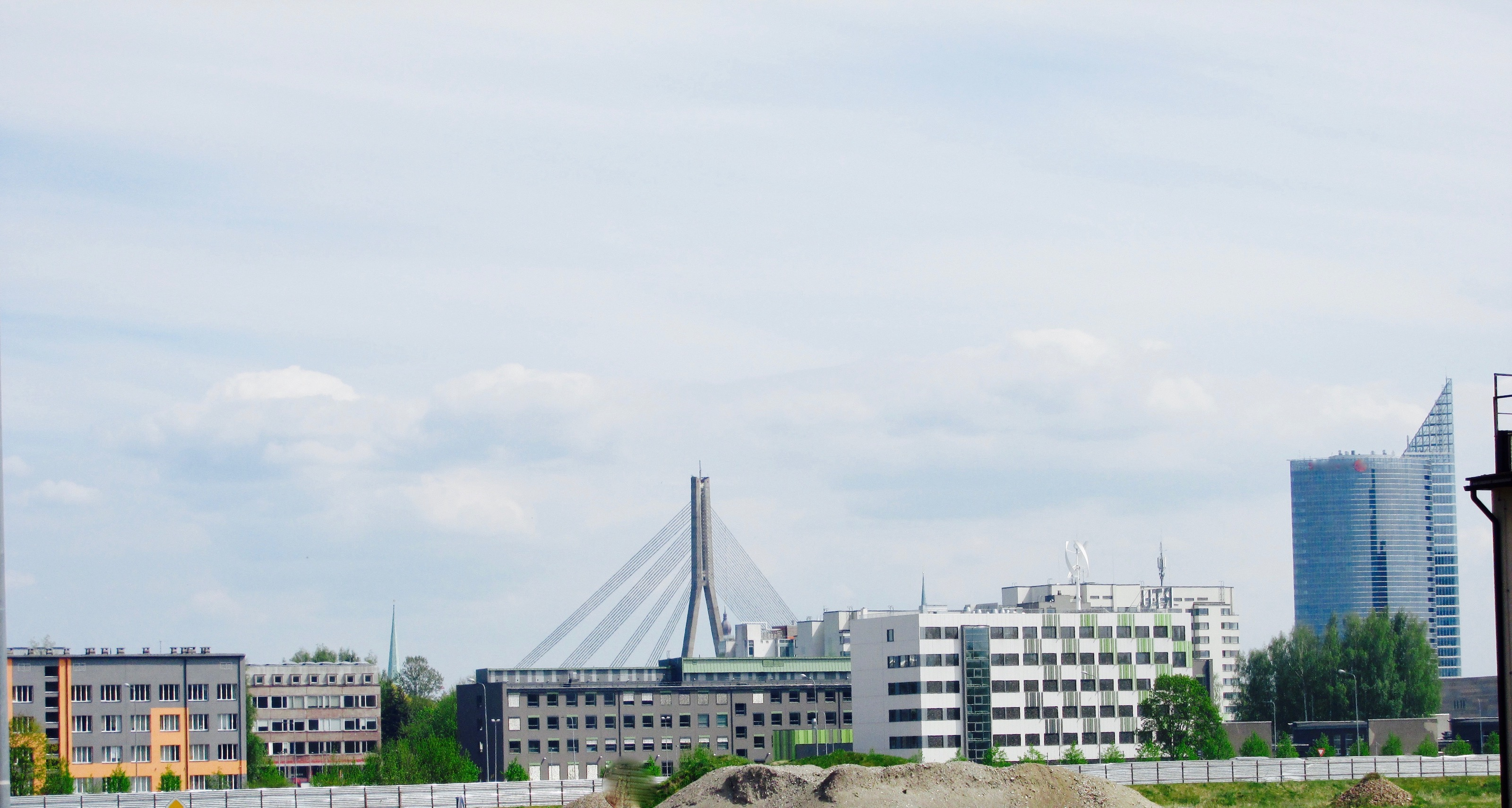 Riga Technical University Campus in Kipsala