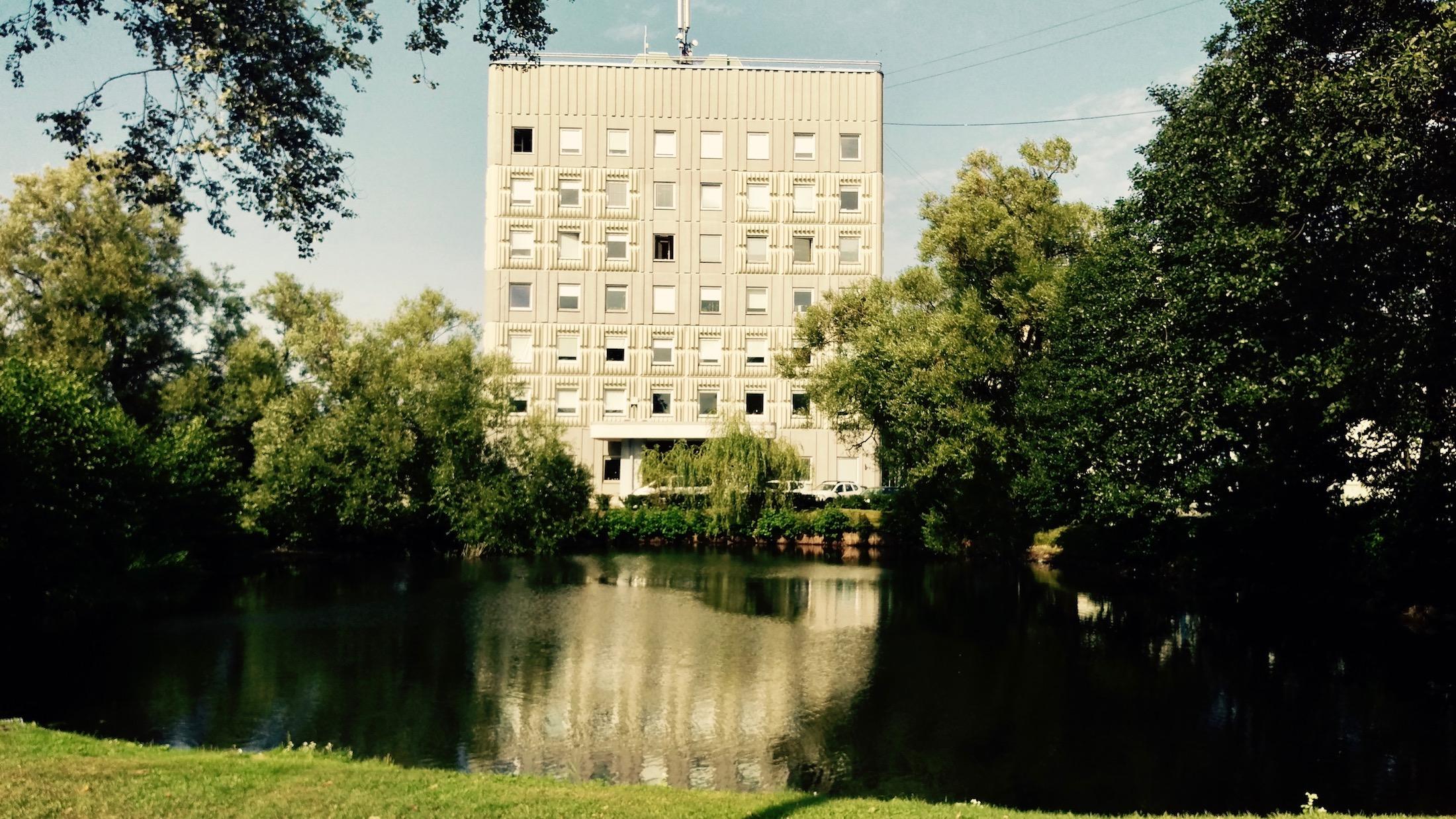 Office building on Rūpniecības Street