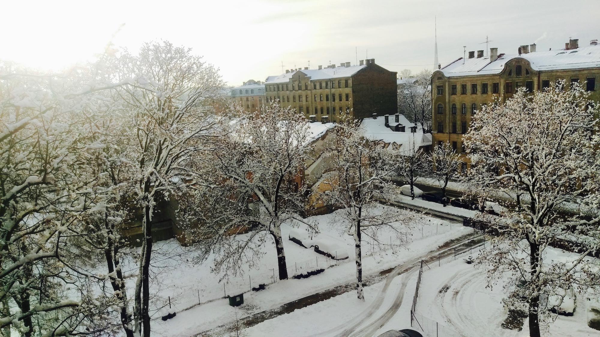 Avoti - Ģertrūdes Street