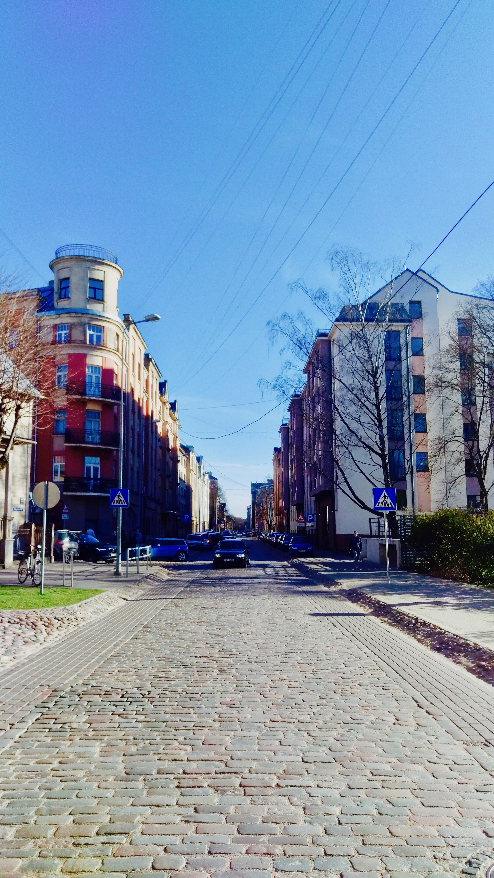One of the coolest places to live in Riga - Hospitāļu Street