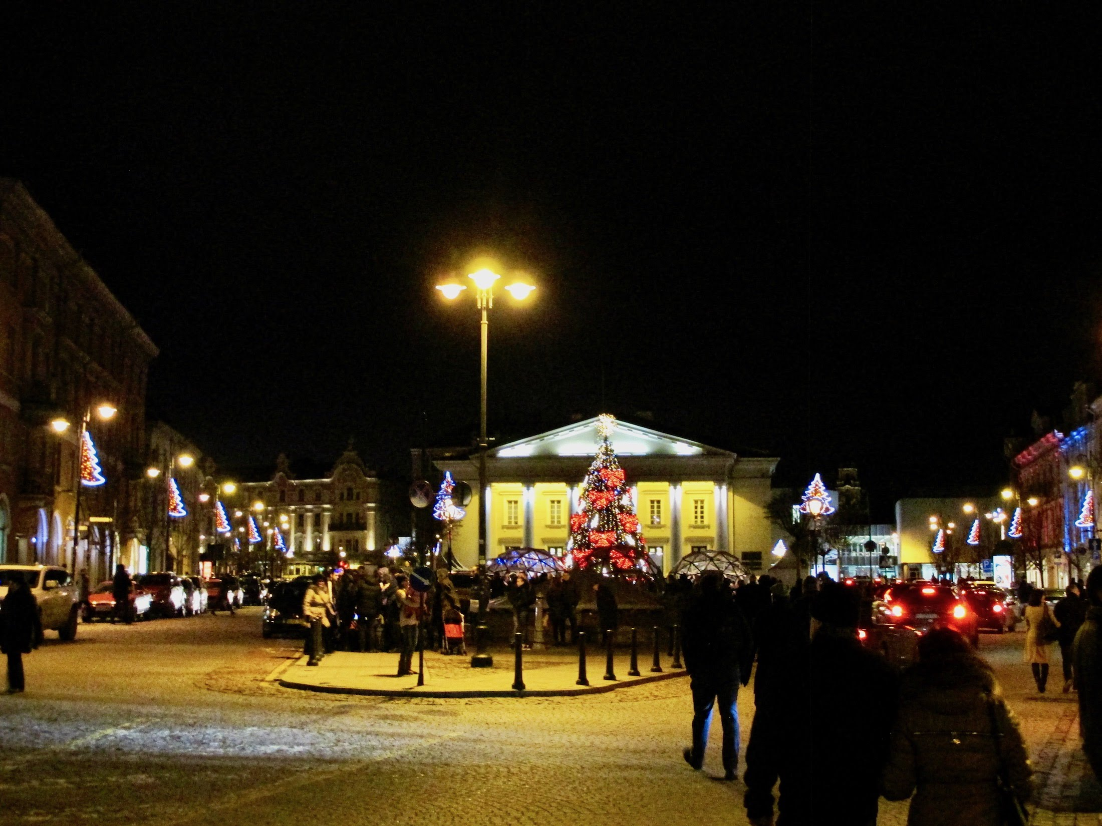 International Christmas Charity Bazaar, which has become a tradition is held in Vilnius City Hall square - Didžioji g. 31, Vilnius 01128, Lithuania