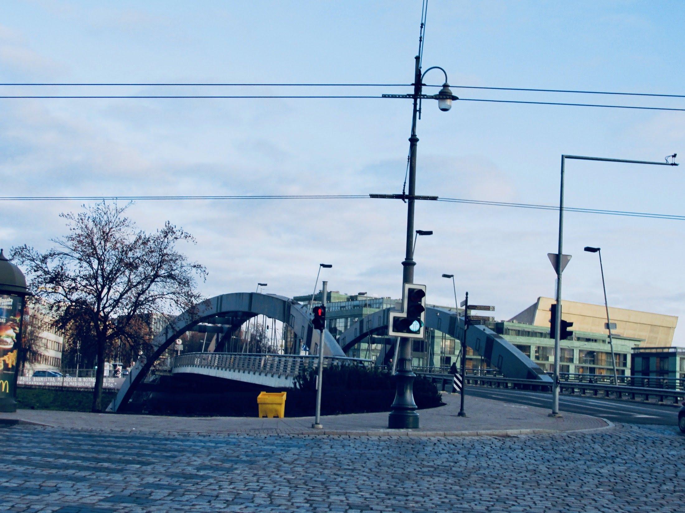 The Mindaugas Bridge