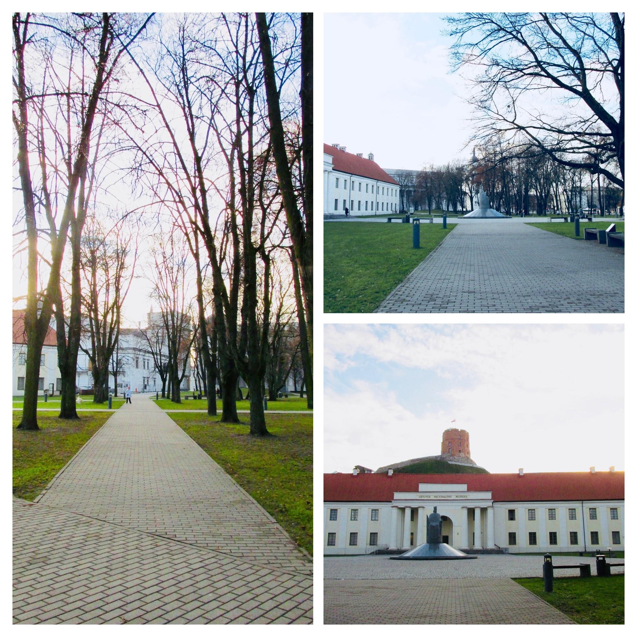 Plenty of green zones in Vilnius