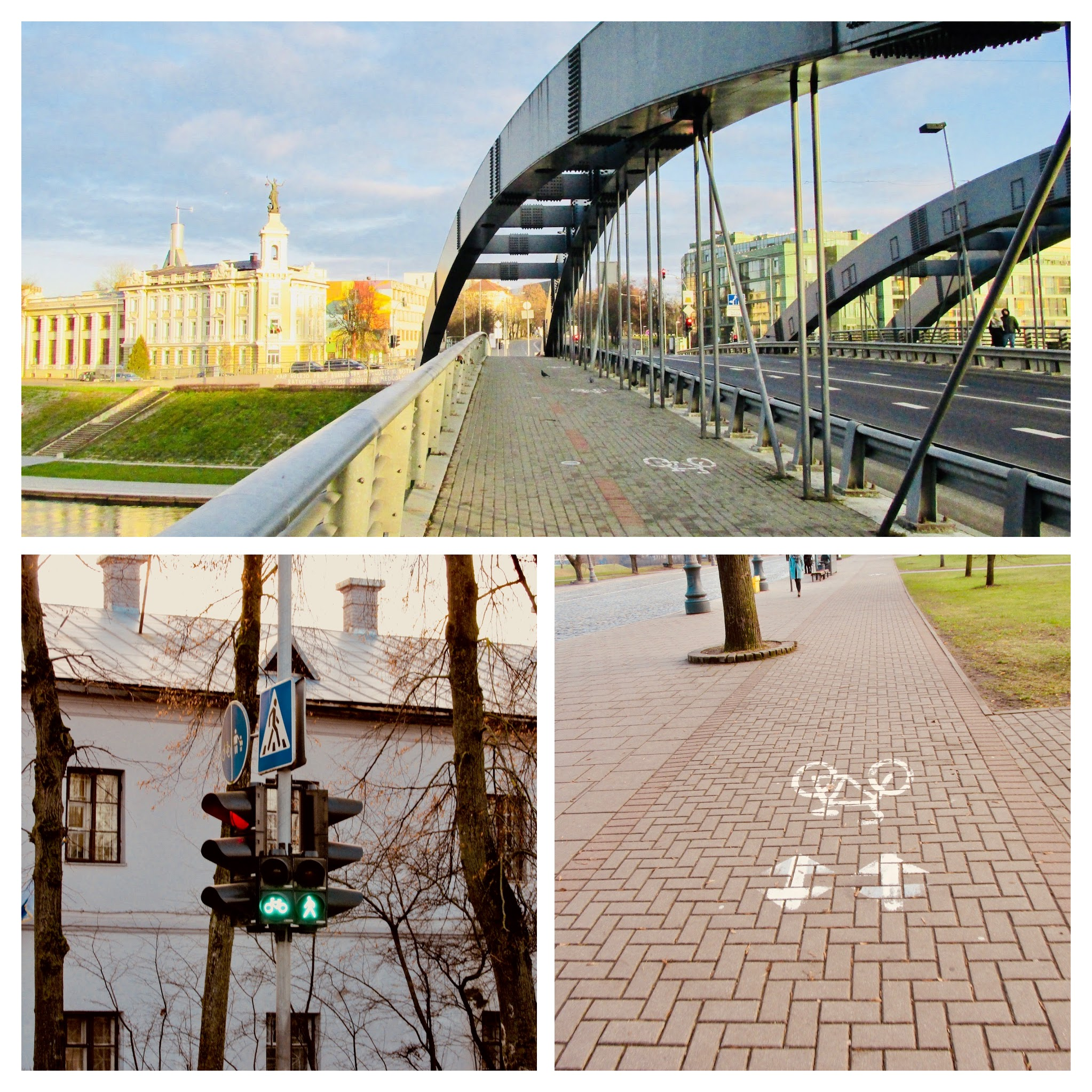 Infrastructure in Vilnius