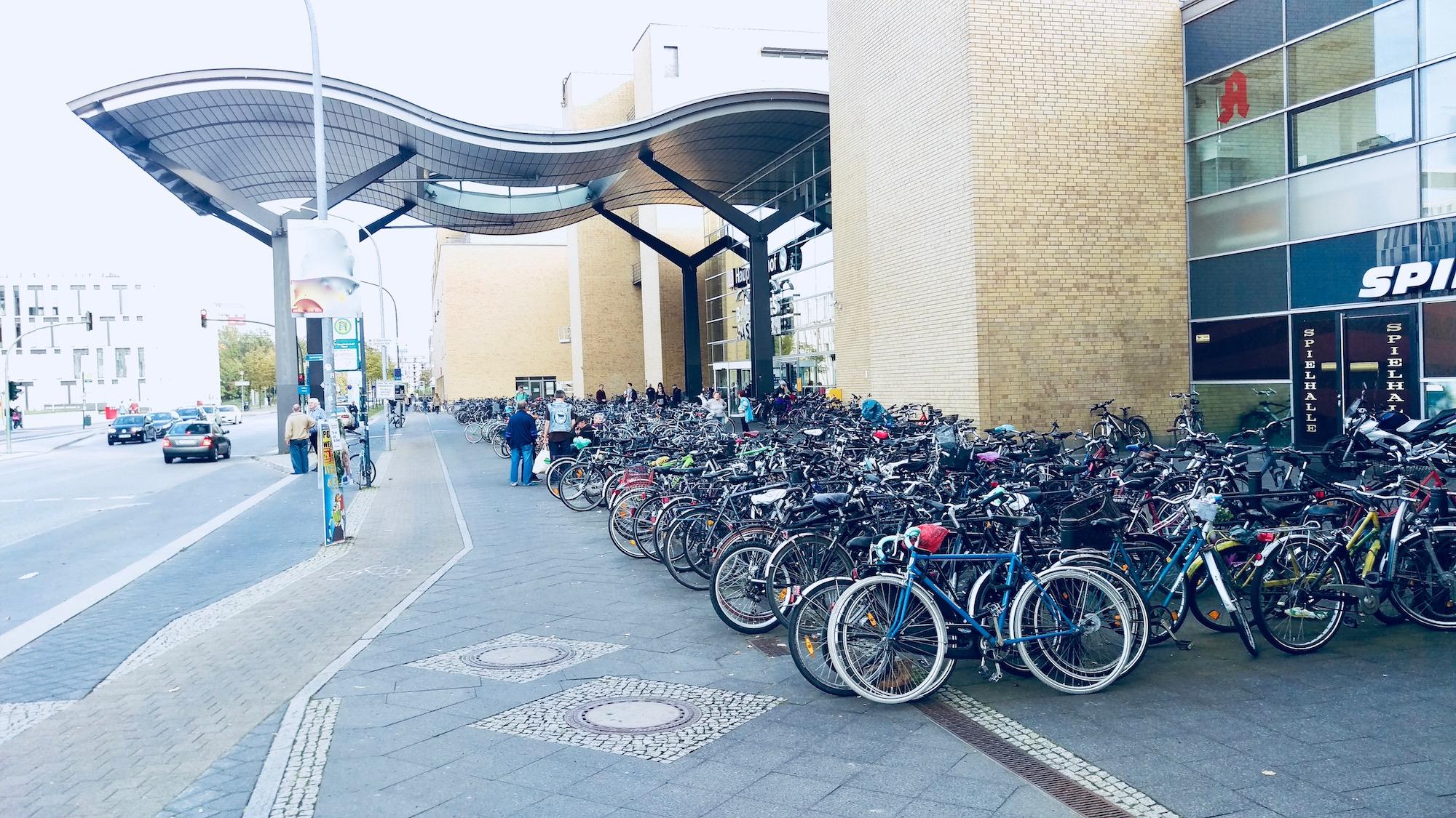 Potsdam Hauptbahnhof is the main station in the city of Potsdam, Germany.