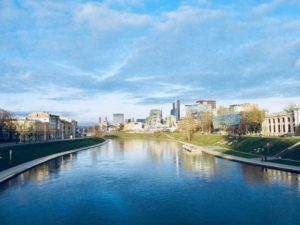 Vilnius is one of the most beautiful cities in Europe