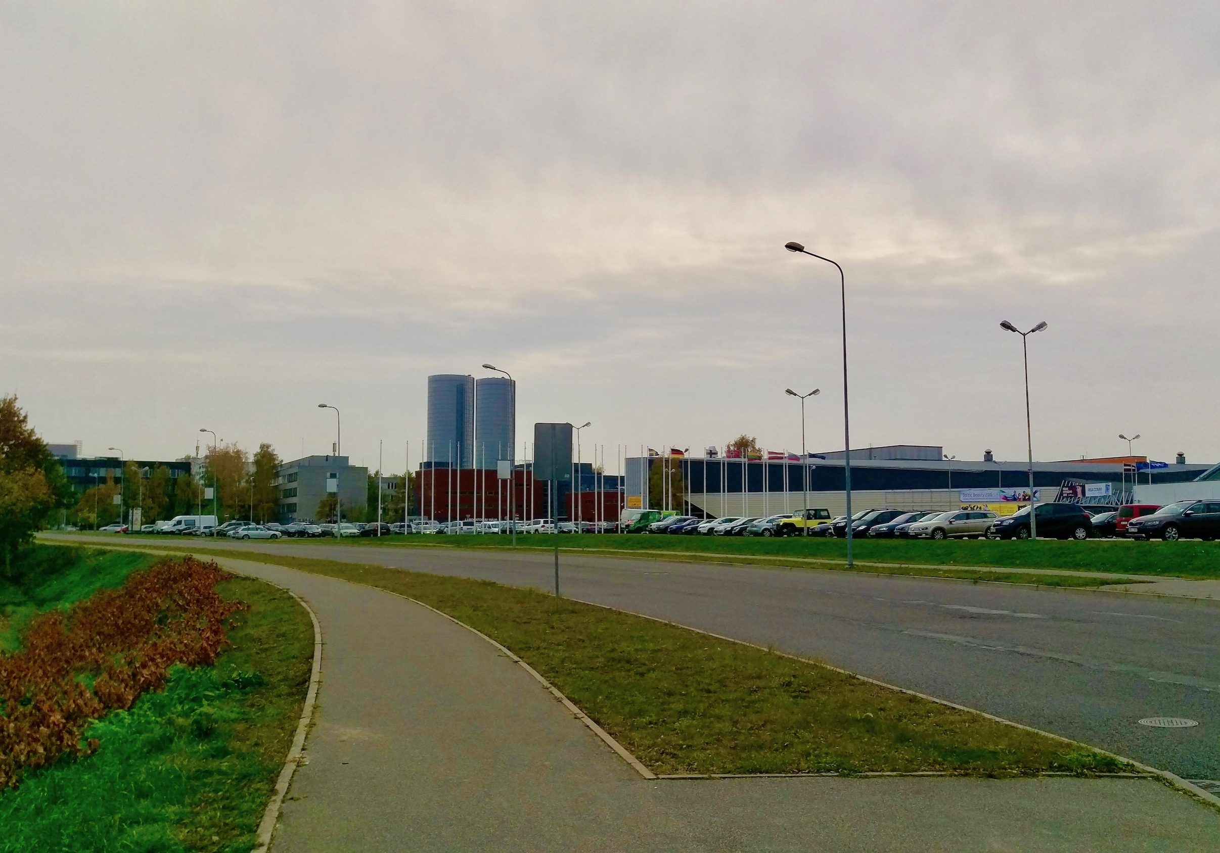 International Exhibition Center in Kipsala