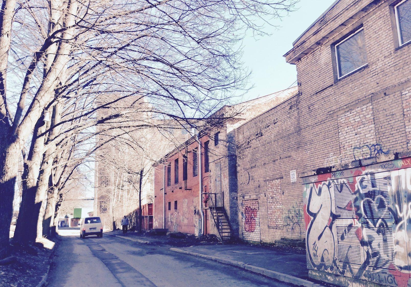 Vecs vai jauns – grafiti, sienu apgleznošana