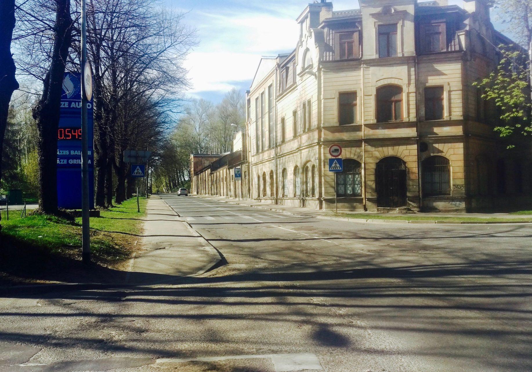 Buļļu street