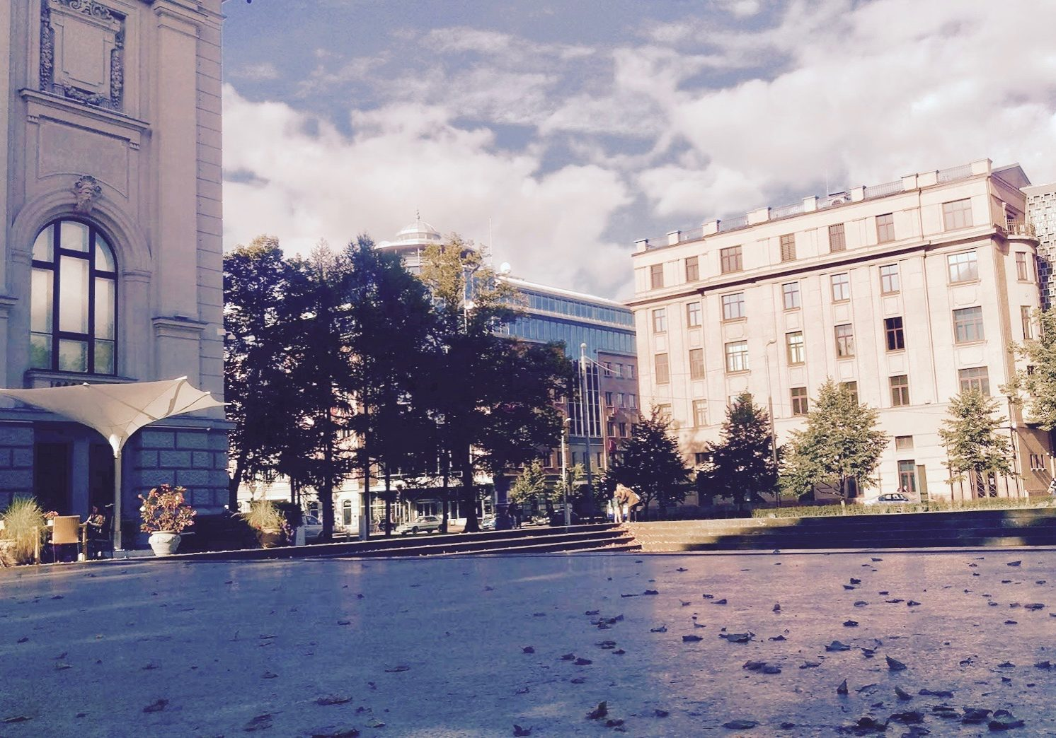 Take a break @Latvian National Museum of Art