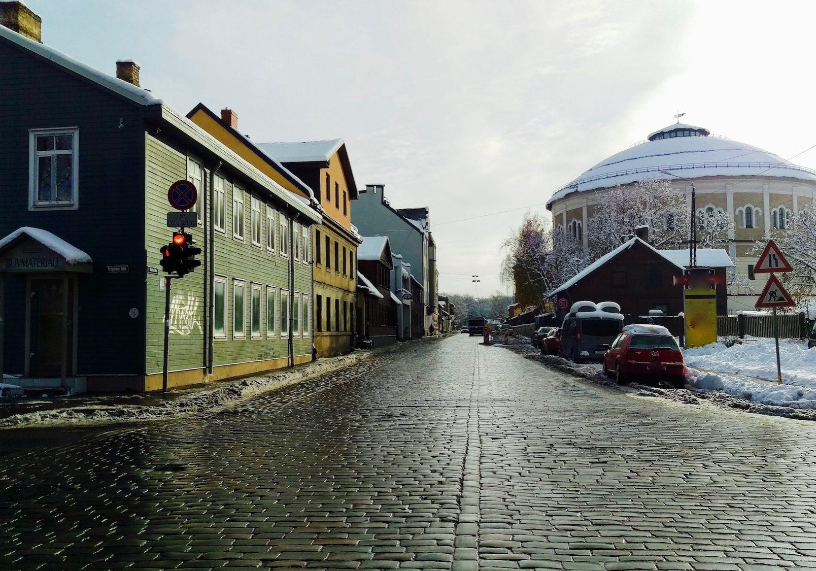 Matīsa Street