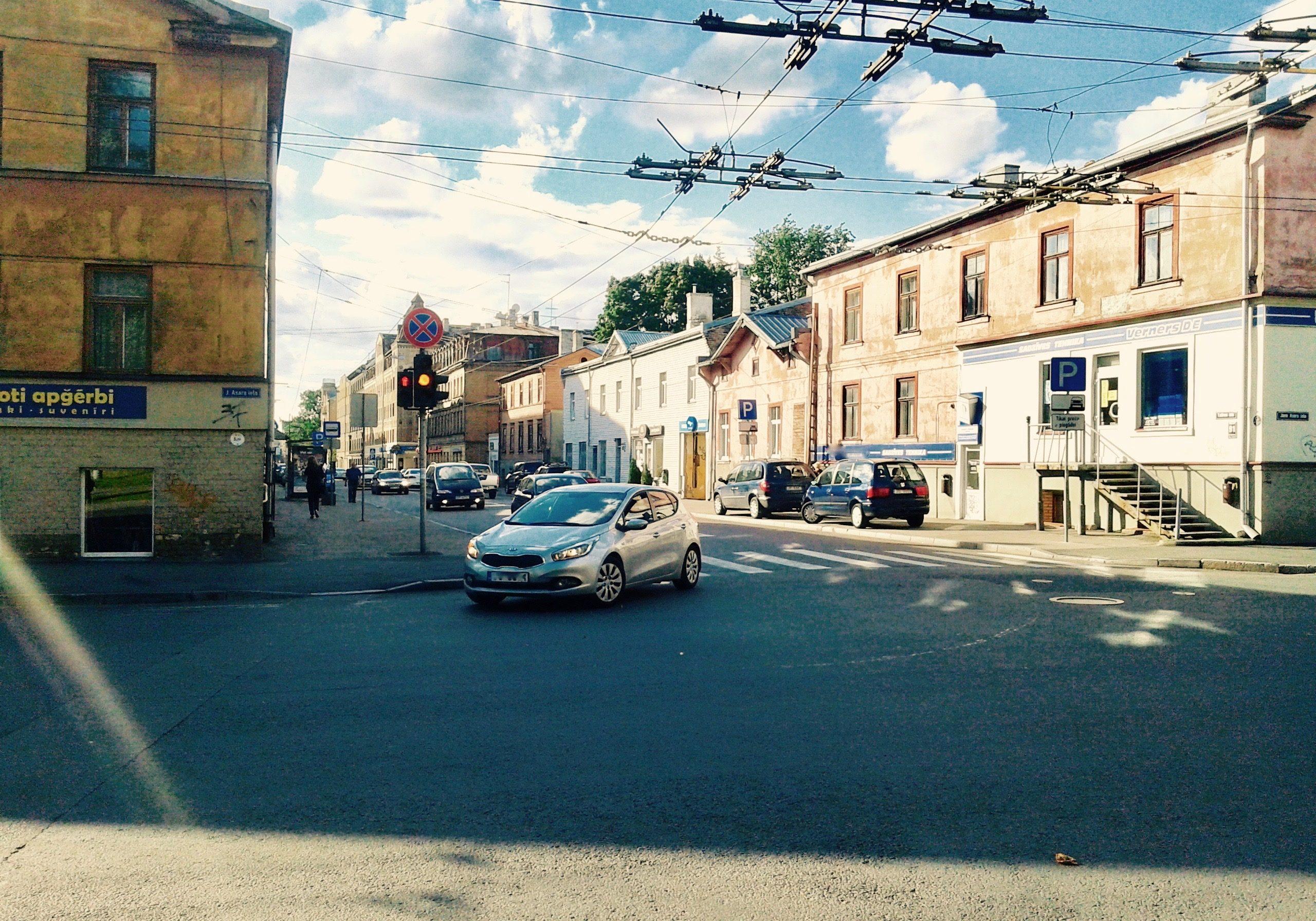 Tallinas street and Jana Asara Street