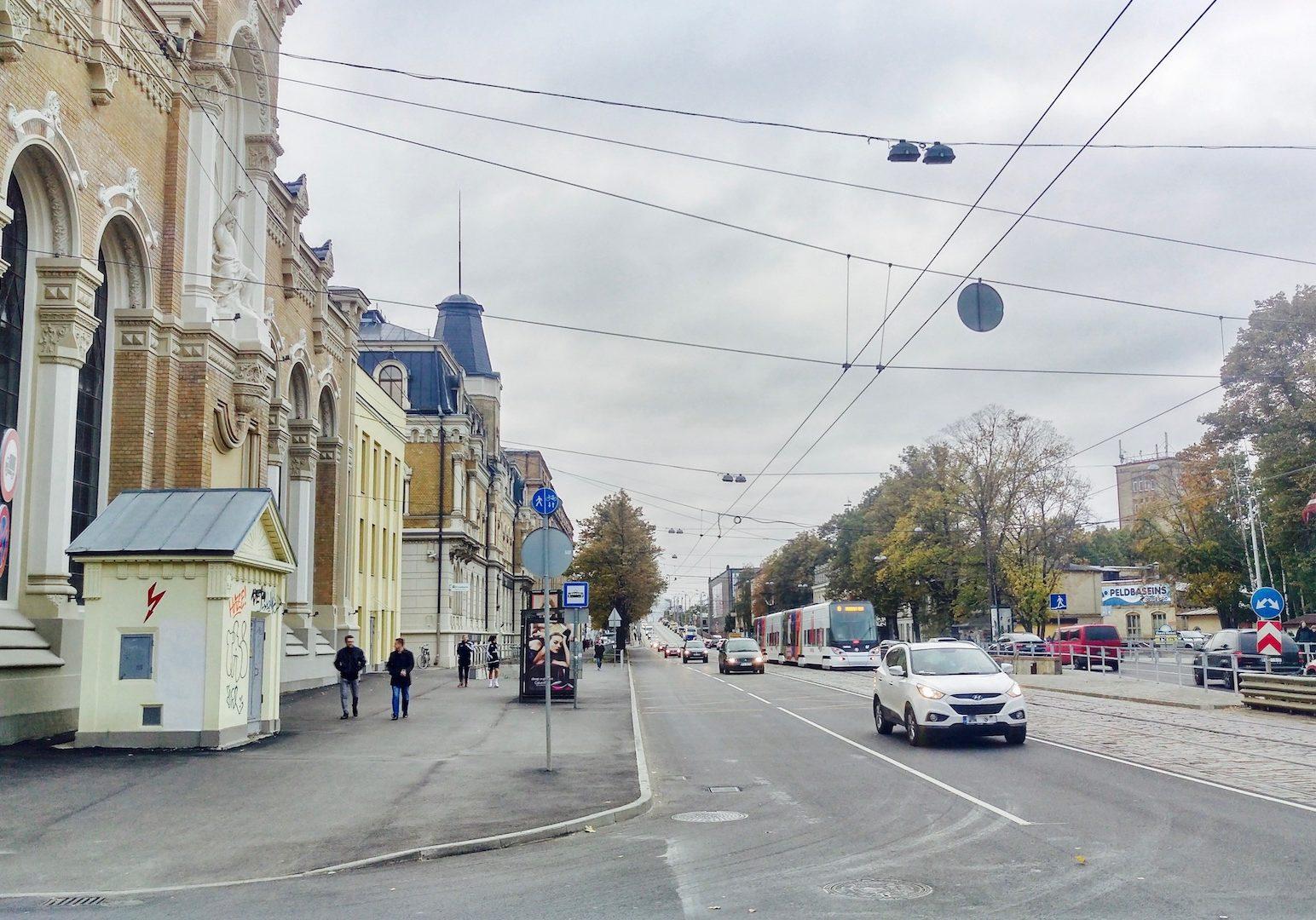 Teika ir viena no populārākajām mājokļa izvēles vietām Rīgā