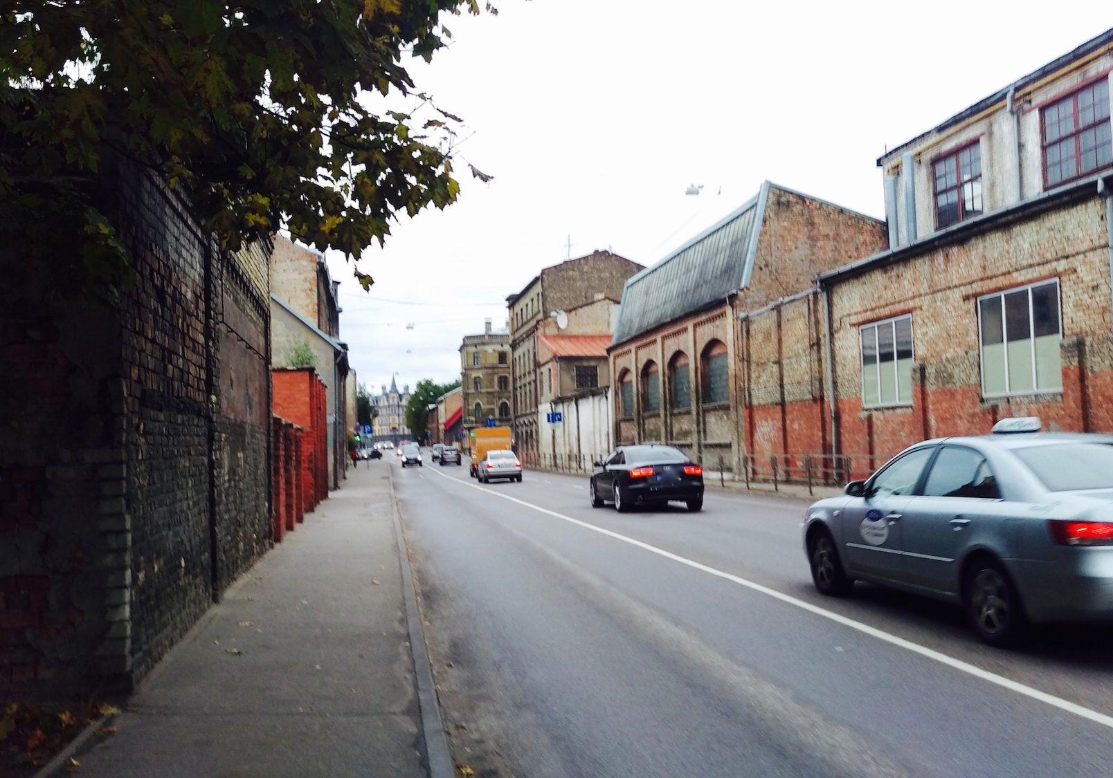 Valmieras Street