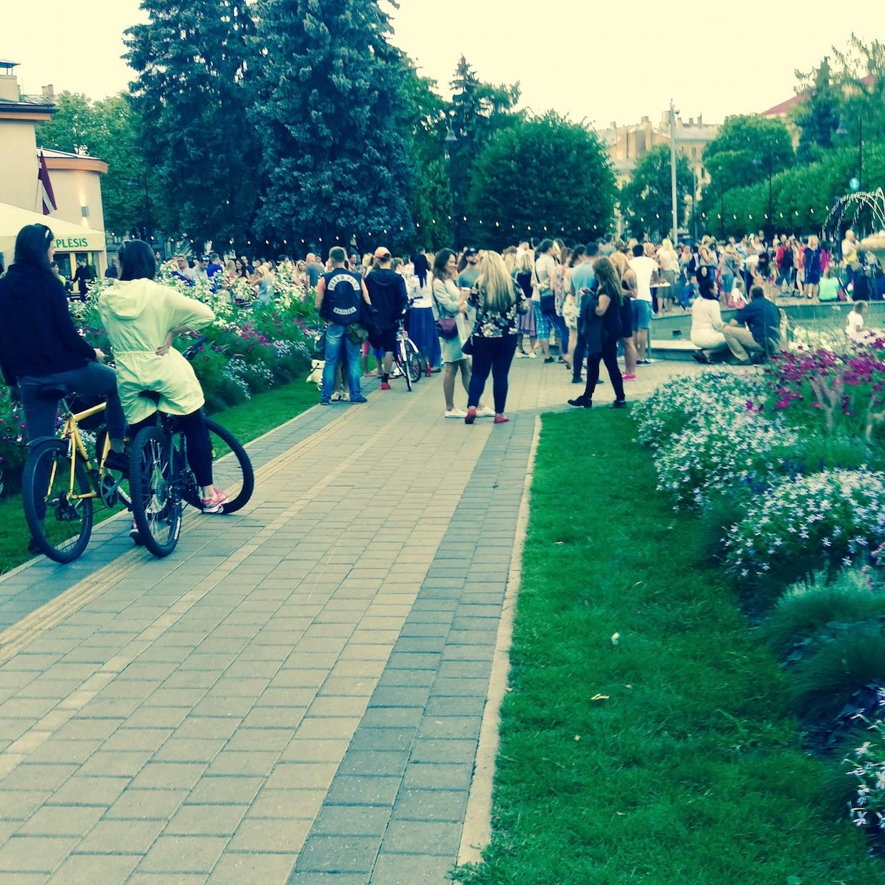 avoti-neighborhood-biking-path