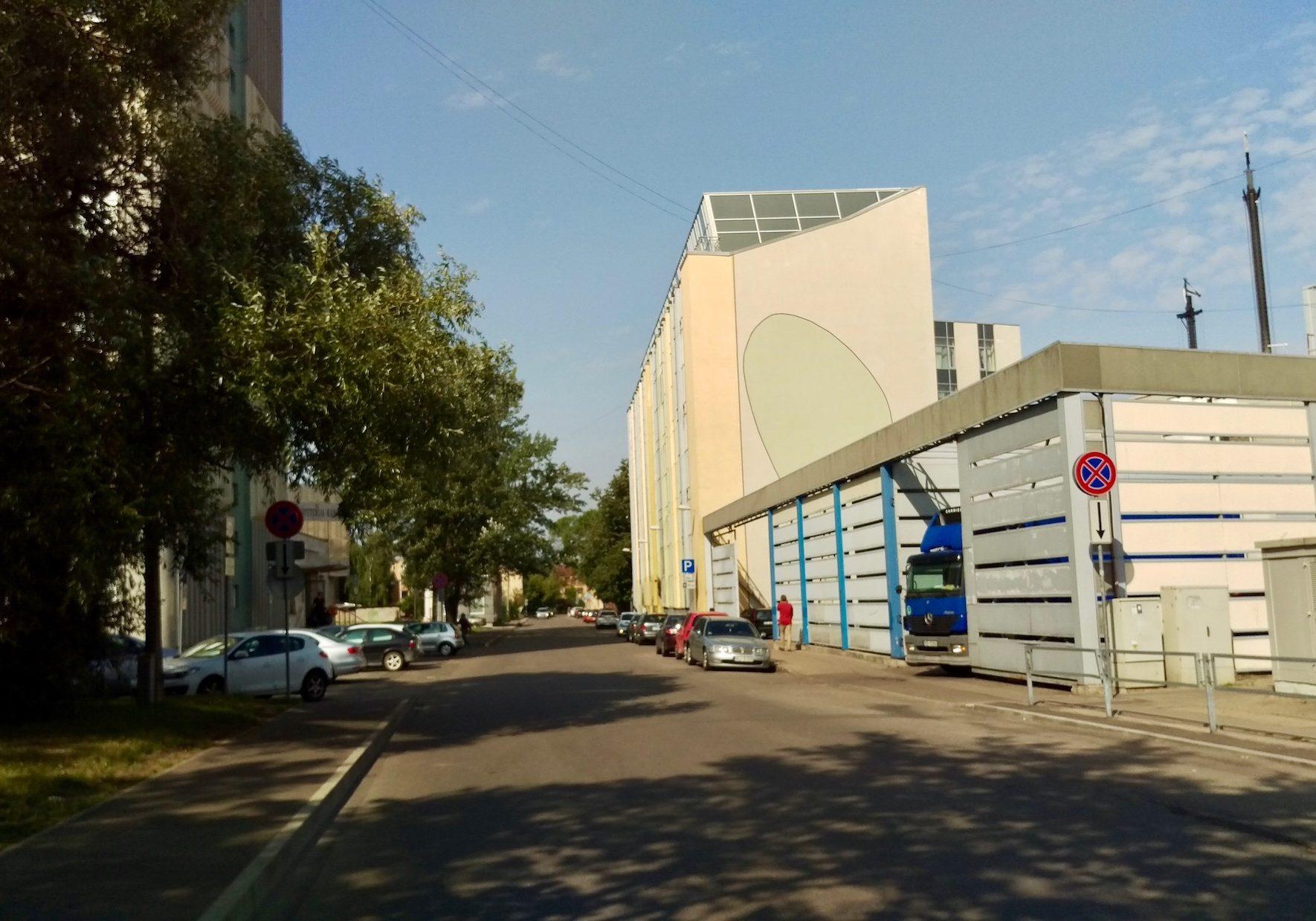 Rupniecības Street