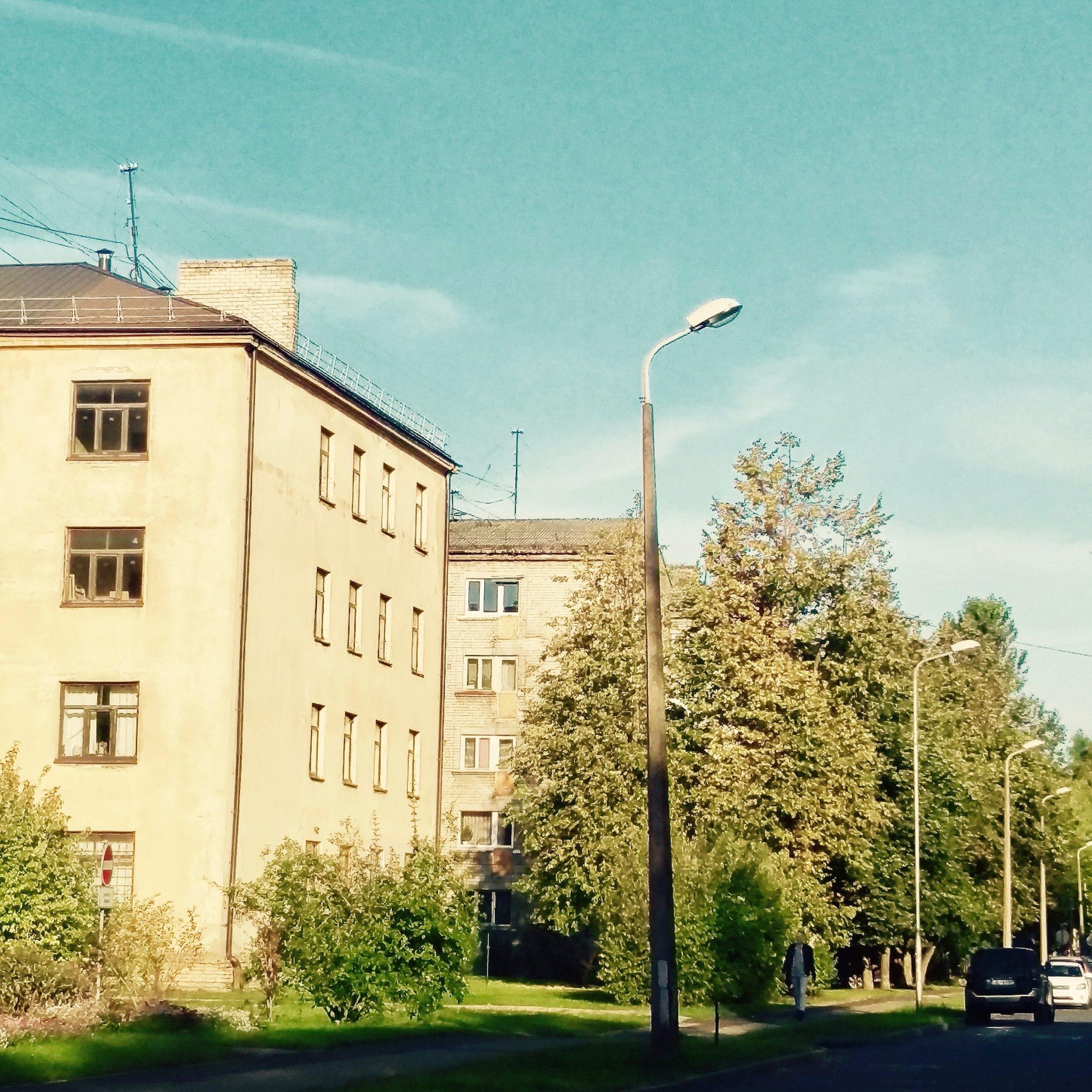 sarkandaugava-riga-soviet-residetial-buildings