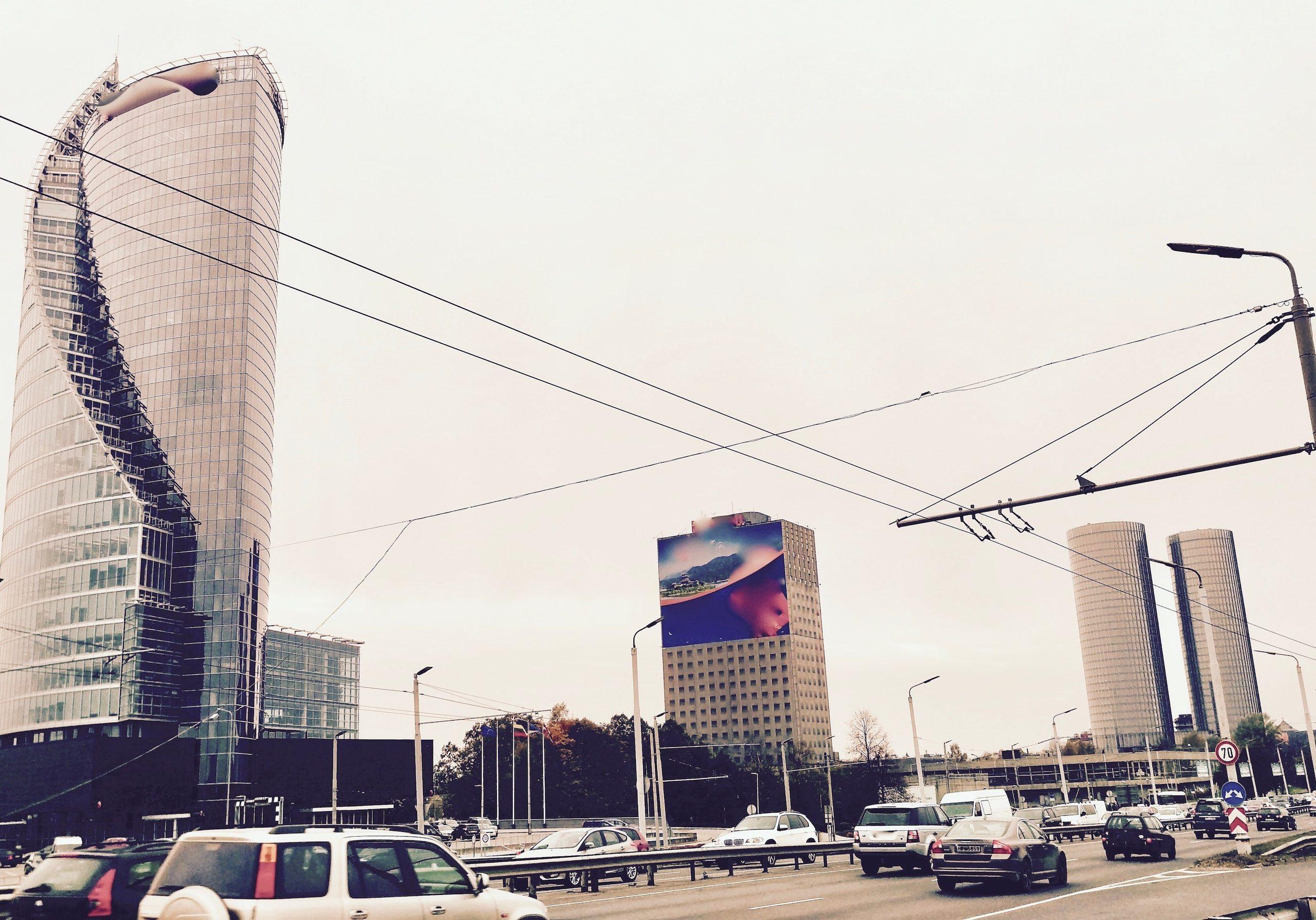 New-construction in Kipsala